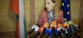 Министър Николова инспектира летището в Бургас