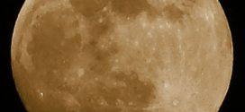 Пълно лунно затъмнение на 21 януари