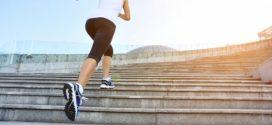 10 минути качване по-стълби е по-ефективно от чашата кафе