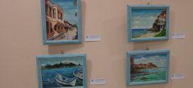 Картини от Осмомартенската традиционна изложба в Поморие (видео)