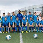 "Детският отбор на Поморие ""Футбол 9"" с победа над Нефтохимик"