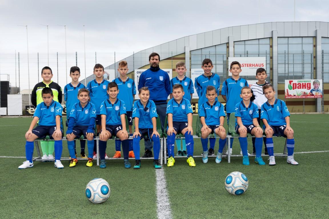 Отбори от Детско-юношеската школа на Поморие на международен турнир по футбол