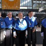 Проф. Николай Янев удостоен с Доктор Хонорис Кауза в Университета на Екстремадура, Испания (видео и снимки)