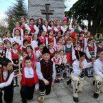 Лазарско шествие  в Ахелой