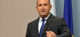 Президентът Румен Радев: В условията на криза реалната помощ е безвъзмездната