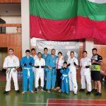 Поморийски състезатели по кудо с 8 златни и 3 сребърни медала от Държавен шампионат