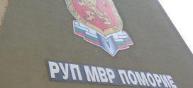 Пътен инцидент в Поморие, блъснат е мотопедист