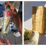 Намерено писмо в бутилка на летовници в Поморие