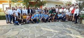 """Проведе се международна среща по програмата """"Европа за гражданите"""" в Ахелой"""