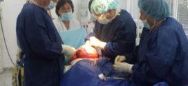 В МБАЛ Поморие успешно отстраниха 3 100 г. тумор, свързан с матката на жена