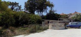Археологически проучвания на мястото на бившата станция на МВР в Поморие