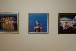 Уникални картини показа Йордан Маринов на юбилейната си изложба