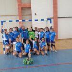 Младите хандбалистки на ОХК Поморие с три победи от три мача