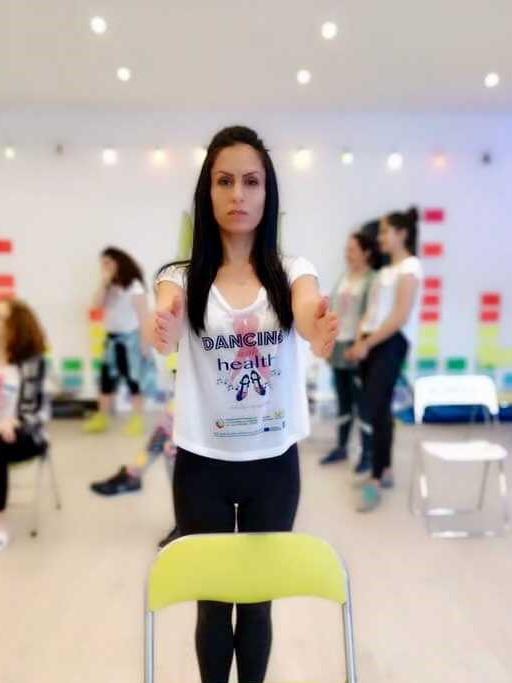 Танцова рехабилитация за жени с рак на гърдата