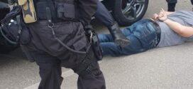 Задържаха мъж, откраднал багер на стойност близо половин милион лева