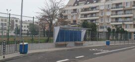 Нова автобусна спирка в Поморие