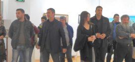 Коледна изложба на поморийски художници (видео)