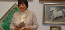 Поетесата Стоя Винар на среща в галерия Поморие (видео)