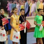 """Успешно приключи състезателният сезон за Клуб по спортни танци """"Блясък"""""""