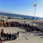 Никулденската традиция в Поморие и Ахелой и тази година бе спазена