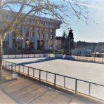 Крадецът на помощно съоръжение от ледена пързалка е 18-годишен, живеещ в Каблешково