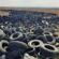 Незаконно депо за автомобилни гуми в Бургас
