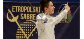 Българин е носител на Европейската купа по фехтовка за 2020 година