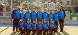 Хандбалният отбор на момчета до 12 г. на Поморие  първи в зона Тракия