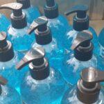 Предприемачът Грудимир Грудев дари дезинфекционни препарати на Община Поморие
