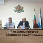 Кметът на Поморие предлага финансови облекчения за местните търговци на извънредно заседание на Общински съвет