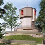 Кметът на Поморие за преустройване на старата Водна кула в Арт комплекс