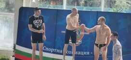Два златни медала за Петко Жерков от Районно управление – Поморие