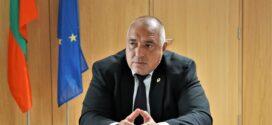 Обръщение на министър-председателя Бойко Борисов