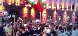 Хиляди отново на протест