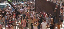 Антиправителствени протести – ден 31