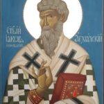 """Иконата на Св. Яков Анхиалски ще бъде осветена в Храм """"Преображение Господне"""" в Поморие"""