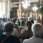 Осветена иконата на Свети Яков Анхиалски и лекция за живота и делото му