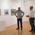 Зам.-министърът на културата Румен Димитров  на посещение в Поморие
