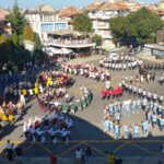 """19 танцови клуба от цялата страна участваха в """"Хоро край поморийския бряг"""""""