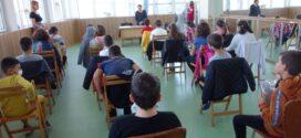 """Национална седмица на четенето с ученици от  СУ """"Иван Вазов""""-Поморие"""