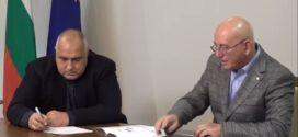 Бойко Борисов: Министър Димитров ме увери, че няма да има водна криза