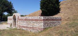 Античната гробница в Поморие работи  по предварителна заявка за групи
