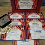 """Награда от театрален фестивал и признание за 25-тия рожден ден на ДТС """"Светулка"""""""