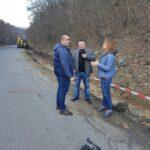 Депутатът Ася Пеева провери на място ремонта на Айтоския проход
