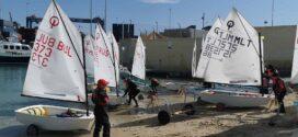 Три български клуба по ветроходство на подготвителен лагер и състезание в Малта