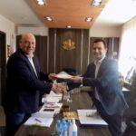 Подписан  е договор за обновяване на уличното осветление в Поморие, Ахелой, Каблешково и Каменар