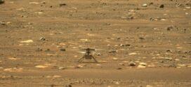 Мини-хеликоптерът на НАСА осъществи първия успешен полет над повърхността на Марс