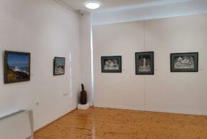 Изложба на поморийски художници