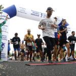 """Десетки атлети от цялата страна участваха в атлетическия пробег""""Поморие Рън"""""""
