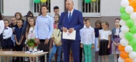 """Кметът Иван Алексиев откри новата учебна година в поморийското СУ """"Иван Вазов"""""""